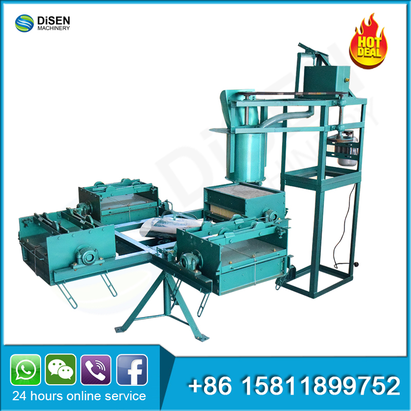 China semi automatic blackboard chalk moulding school chalk making machine prices