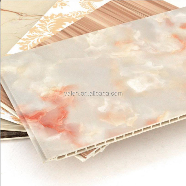 2020 China Home Decor 3D PVC Interior Wall Ceiling Panel
