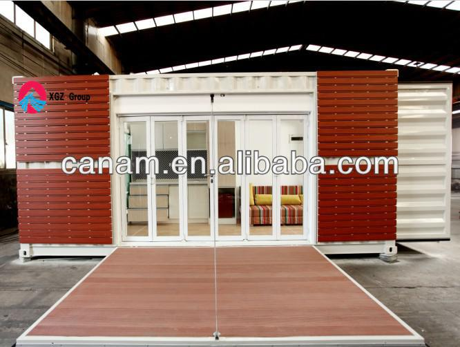 hot popular movable container villa
