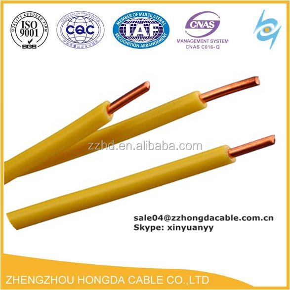 electrical grounding wire