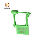 With Free Sample Padlock Seal Lock Print Barcode Security Use On Tote Box