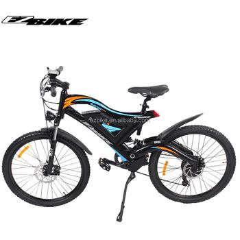 Super Ez Elektrische Mountainbike Downhill,Ebike/fiets (tde 05) - Buy PE-66