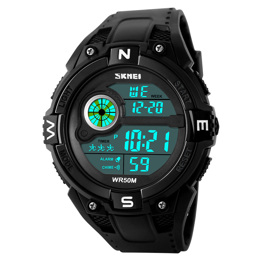 SKMEI 1279 new style men's digital sport watches