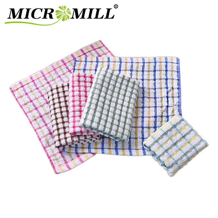 Super microfiber cleaning cloth for kitchen, easy to clean table cleaning cloth