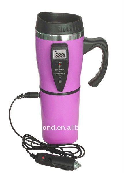 electronic smart Mug 12V with Temperature Control