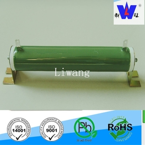 Vitrified-clay pipe 700watts wirewound high power dummy load resistor for  frequency converter