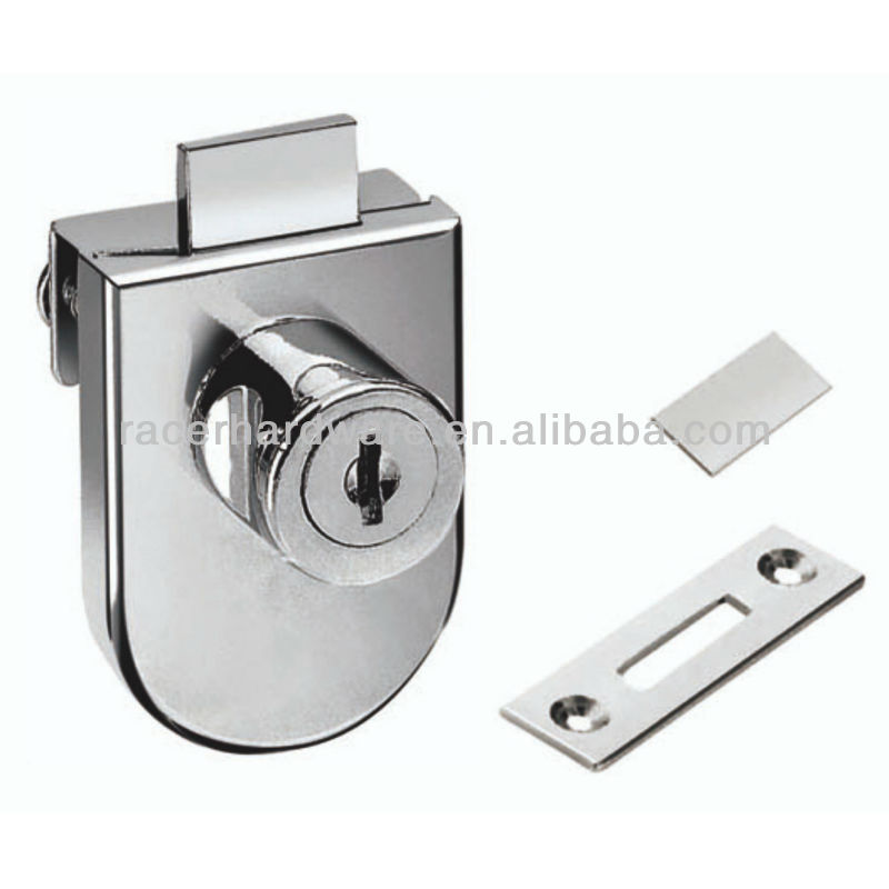 408 Glass Display Cabinet Sliding Door Lock - Buy Glass ...
