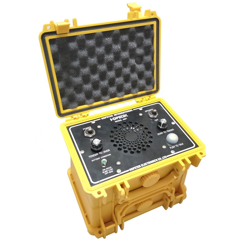 Underwater Communication System for Commercial Diving фото