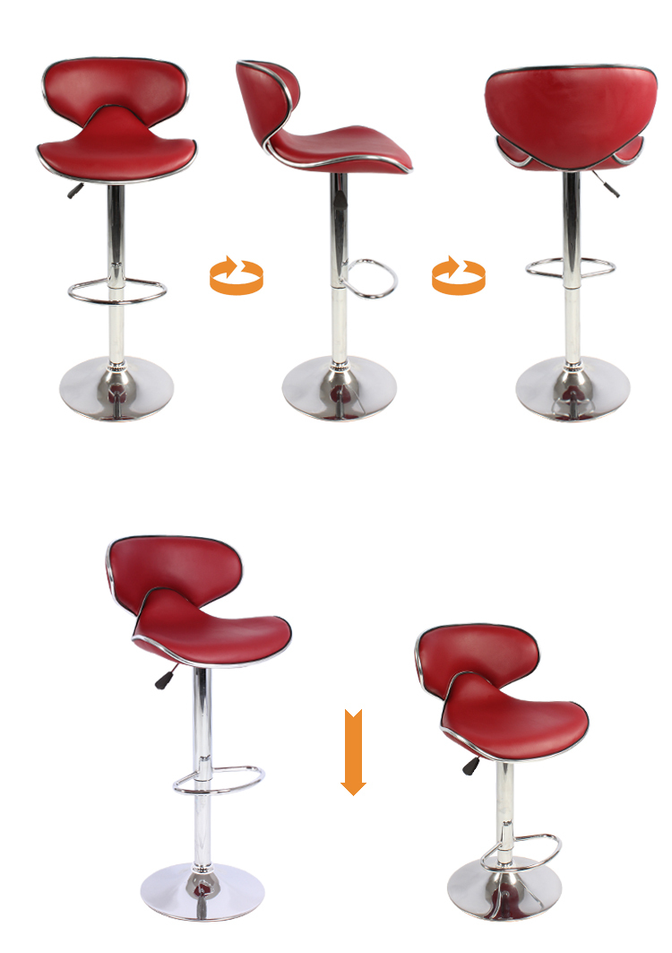 back home stools stool bold high inches by inspire product shipping leather bar bennett faux red free overstock set today of q garden