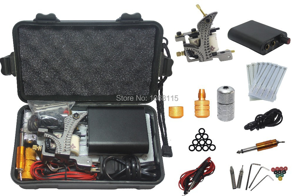 Buy Tattoo Kit Professional with Best Quality Permanent Makeup ...
