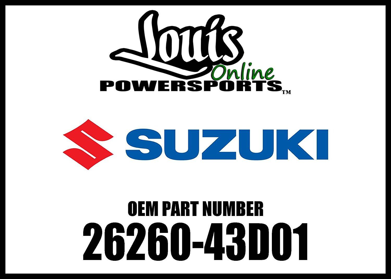 Suzuki Gear Kick Start 26260-43D01 New OEM