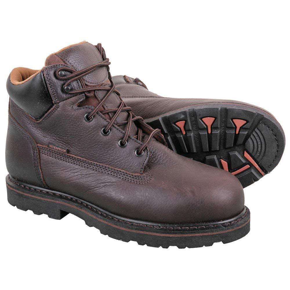 4e83dcd7387e Lehigh Safety Shoes Steel Toe Waterproof Work Boot