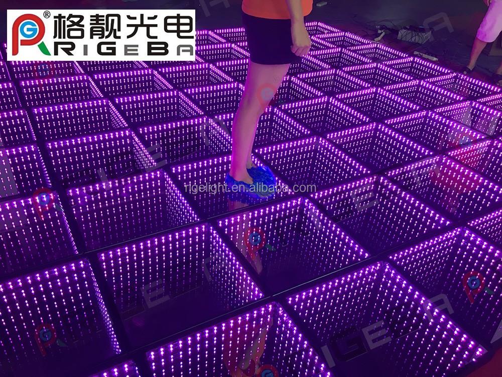 Infinity Mirror Floor - Flooring Ideas and Inspiration