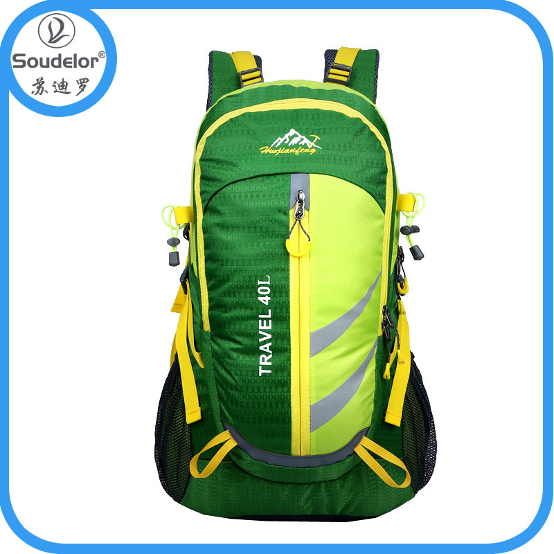 Made In China Custom Travel Bag Name Brand Hiking Backpack - Buy ...