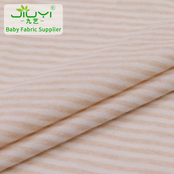 574409245c9 wholesale natural striped cotton jersey knit wholesale organic heavy jersey  knit fabric