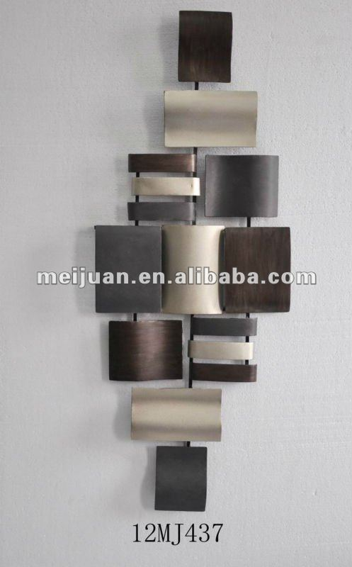 2012 nouvelle d coration murale en m tal avec la mode design artisanat en m t - Decoration murale design metal ...