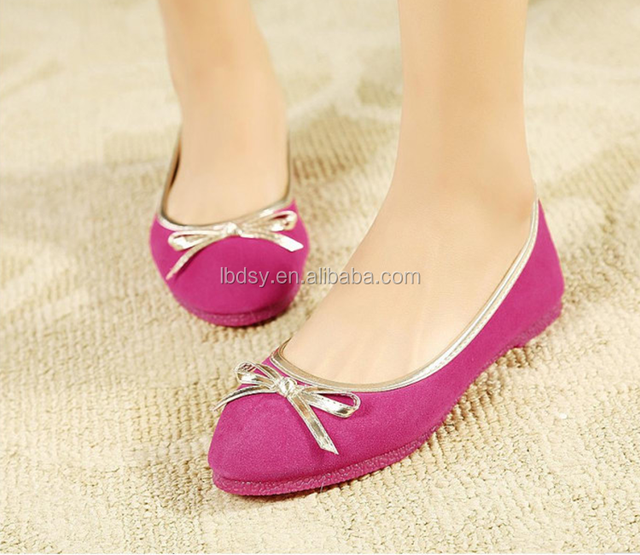 afe1f023f9aab suit ladies flat 2015 fashion new model shoes