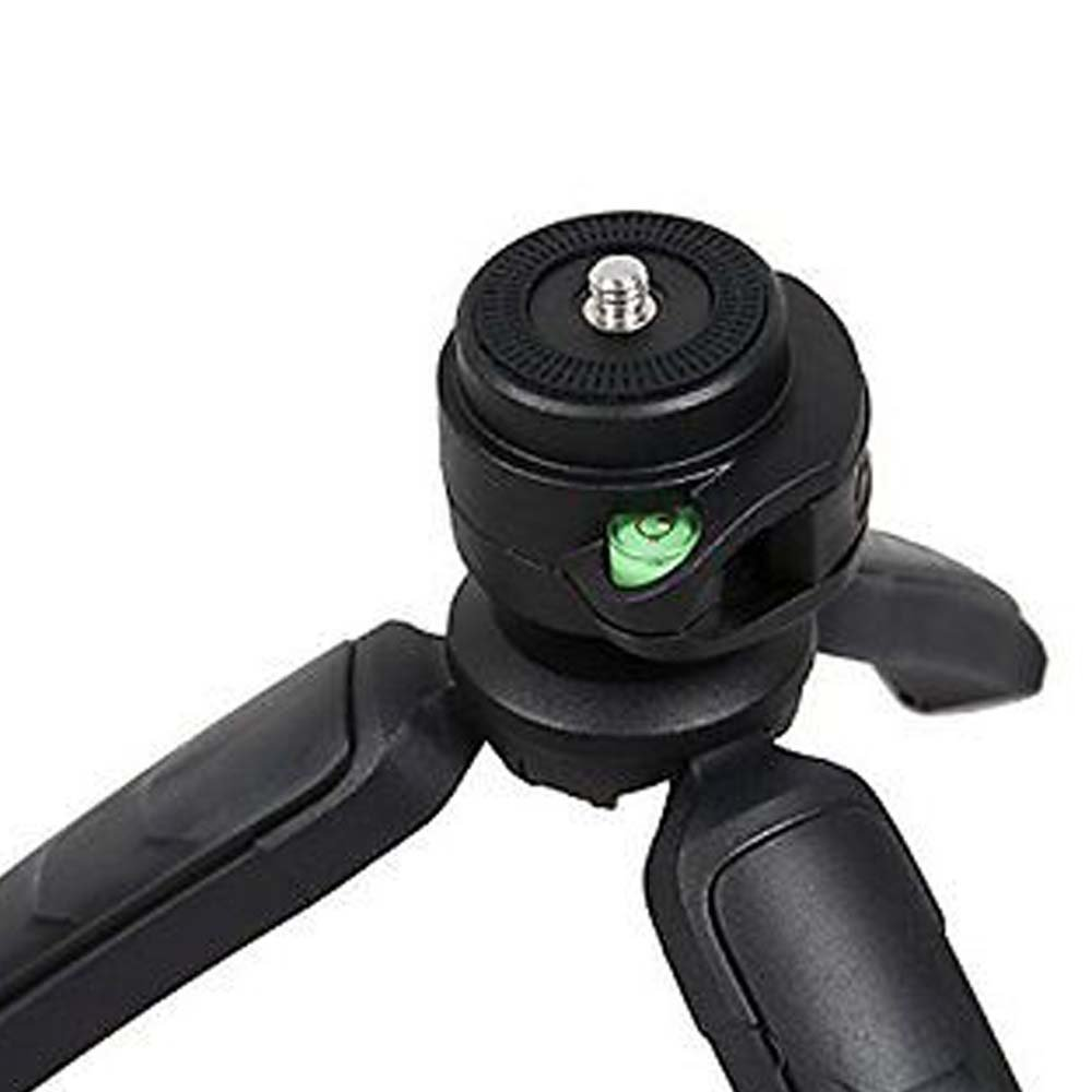 Fotopro mini camera smartphone statief tafel benen met power bank