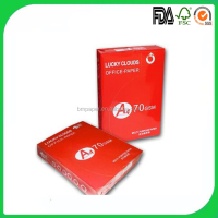 Guangzhou Factory 70GSM Advanced Quality Print A4 Color Paper