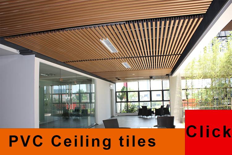 Mobiele Thuis Wpc Prijs Pvc Hout Composiet 3d Decoratieve Plafond Panel