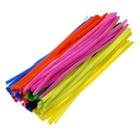 Colour Pipe Cleaners Chenille Stems