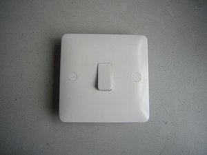 10a 1 gang 2 way light switch(MK switch)