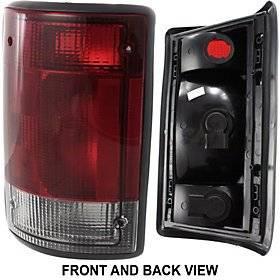 Tail Light for Ford Econoline Van 04-14 Assembly Left Side