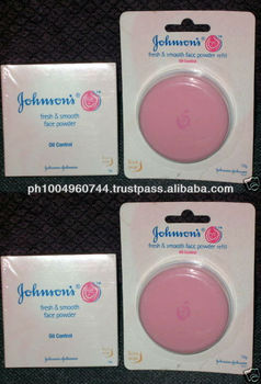 2 Johnson S Compact Face Powder 2 Refill Color Beige Buy