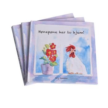 Top Quality Children English Story Books Children Book Printing