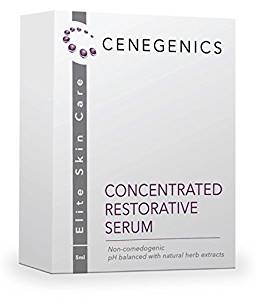 Cenegenics Concentrated Restorative Serum Containing Stem Cell Activaors EGF & Age Defying AFA Blue Green Algae Extract