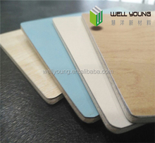 6mm thickness decorative Fascia hpl laminated Mgo Board