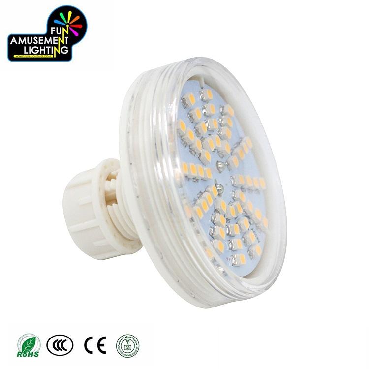 Latest Craze Colorful Decorative Light 60mm IP65 Carnival RGB LED Fun Light