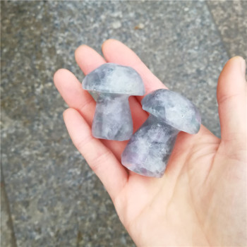 Add to CompareShare Wholesale Natural fluorite mushroom crystal quartz mushroom