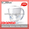 New Plastic Water Pitcher With Alkaline Filter Cartridge