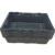Hot selling mesh stackable plastic vegetable storage basket plastic crates