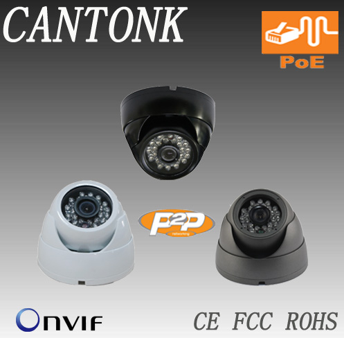 Networking CCTV Camera 720P HD IR CUT Indoor Security Cam IP Monitor For House