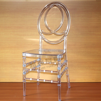 Transparent Polycarbonate Chairs