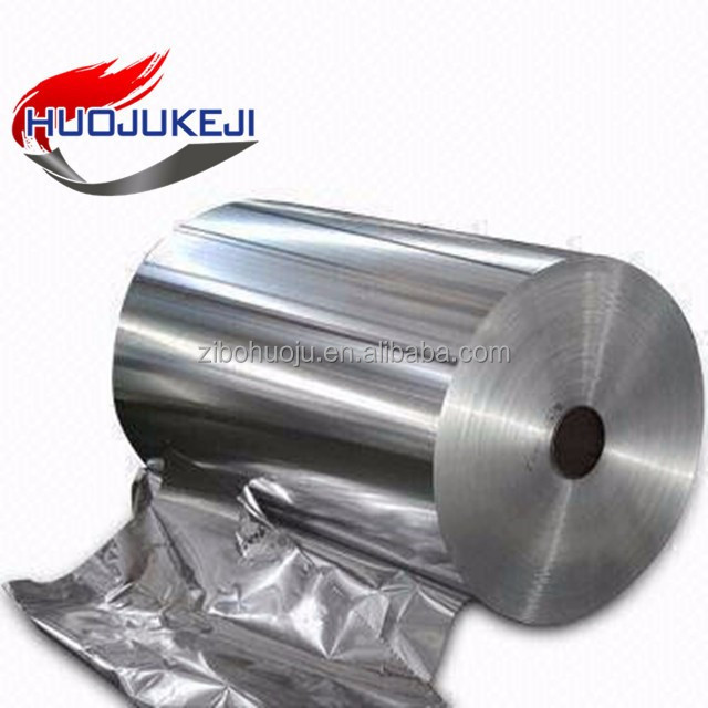 18 Micron household pure aluminum foil roll for aluminum foil brands