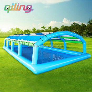 Wholesale Safety Bubble Plastic Inflatable Swimming Pool Cover Tent For  Inground And Above Ground Pools - Buy Pool Cover,Swimming Pool ...
