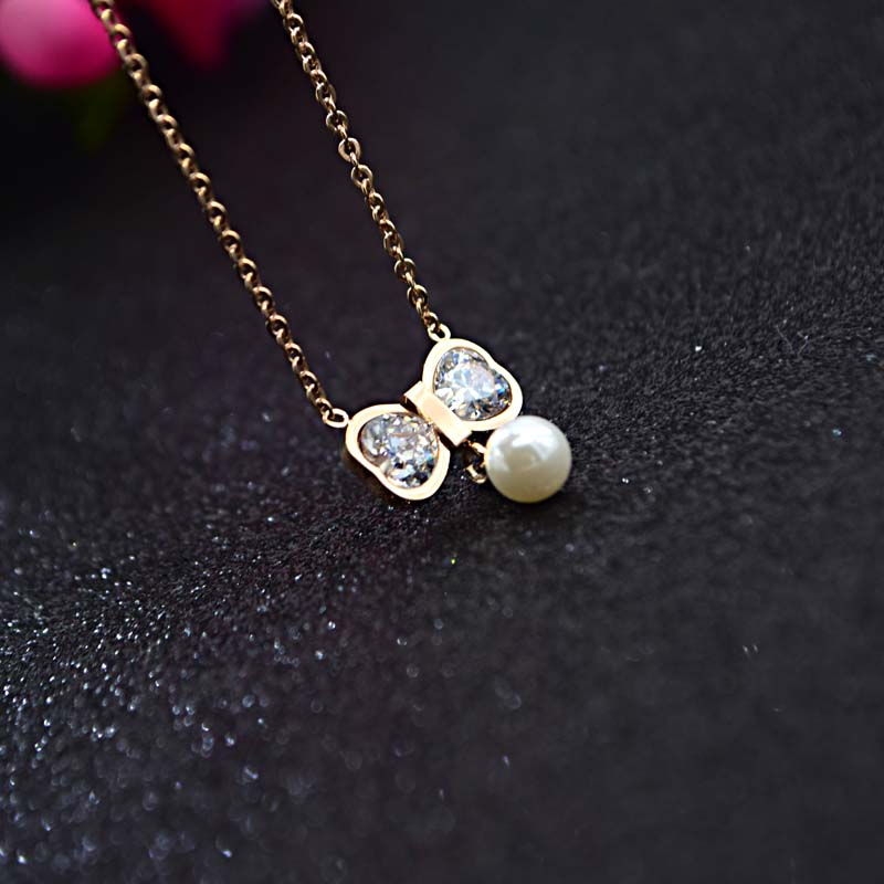 Women accessories China Pearl fashion jewelry 2017 necklaces