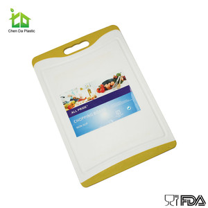 High quality design plastic cutting board plastic board with weight