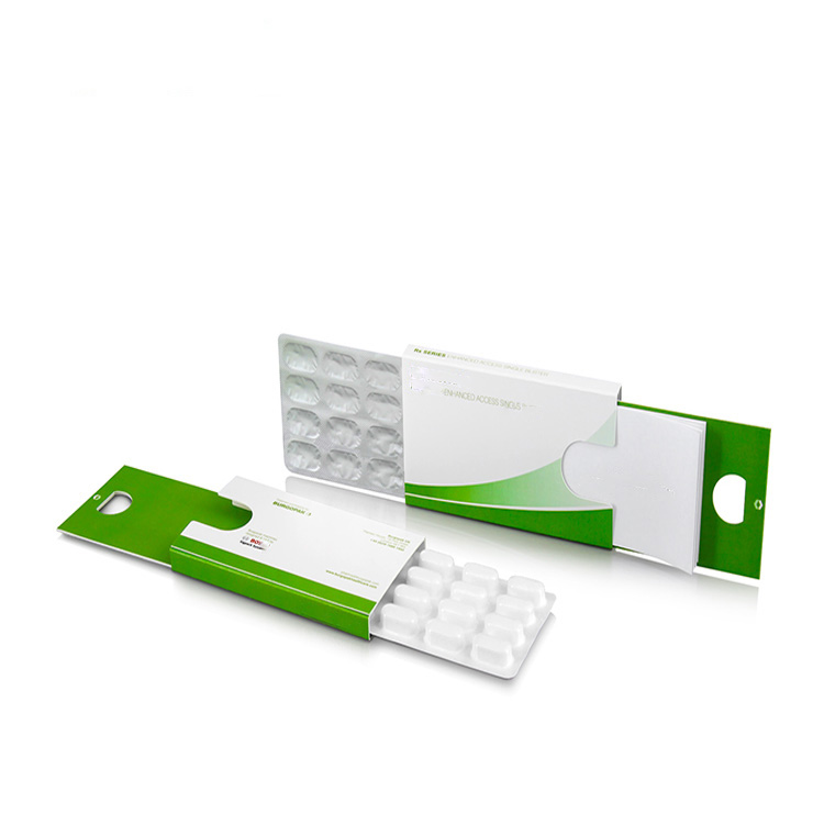 OEM Factory Wholesales Pharmaceutical Packaging Paper Box