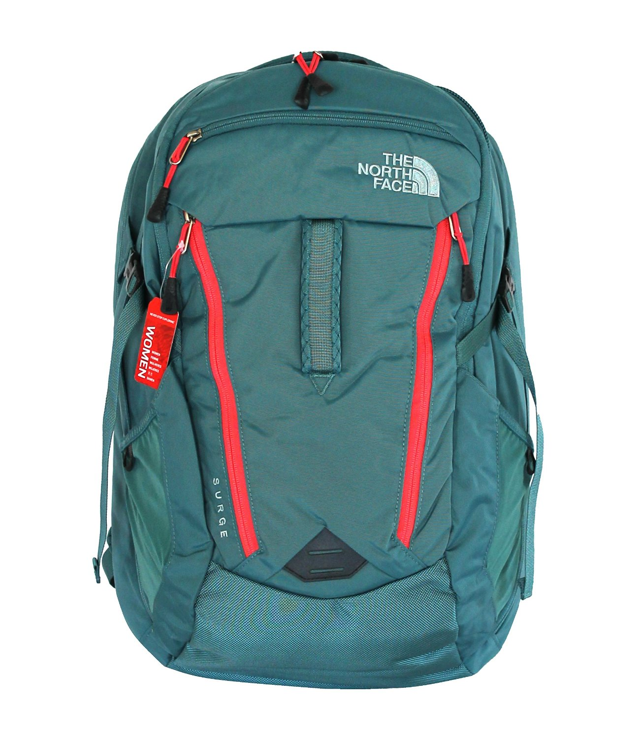 The North Face Surge Womens Backpack LAPTOP STUDENT BAG