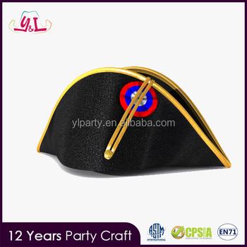 131fdfd71 New Premium 2017 Napoleon Hat Bicorn Hat - Buy Fedora Hat Wool,New  Goods,Napoleon Product on Alibaba.com