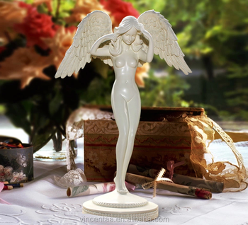 Alibaba China Supplierpromotion Home Decor Resin Angel Statues ...