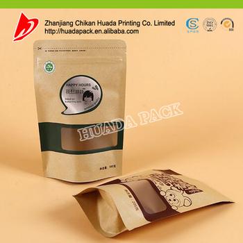 New Production Aluminum Foil Kraft Paper Drip Bag Coffee Storage Bag