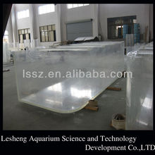 Hot sale safety and fashionable acrylic aquarium