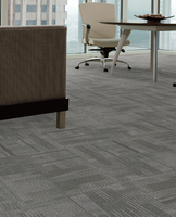 Simply Seamless Durable Nylon Carpet Tiles
