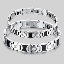 Stainless Steel Japanese Bio Magnetic Bracelet for Men New Product