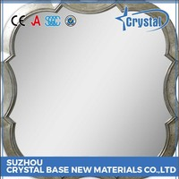 OEM Offered Manufacturer Advanced Packaging Stained Glass Mirror